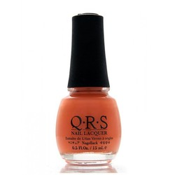 QRS Nail Lacquer - SUNSHINE ORANGE 0.5 oz. - #273 (QRS273)