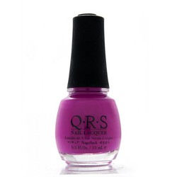 QRS Nail Lacquer - THE HISTORY NIGHT 0.5 oz. - #347 (QRS347)