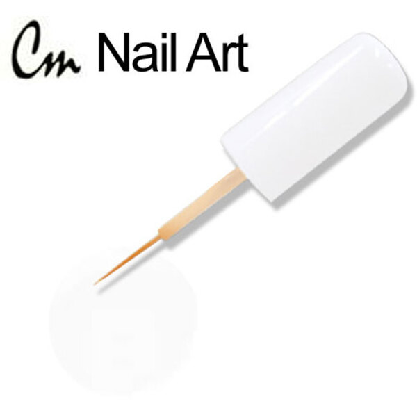 CM Nail Art - White 0.33 oz. (NA02)