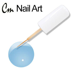 CM Nail Art - Sky Blue 0.33 oz. (NA10)