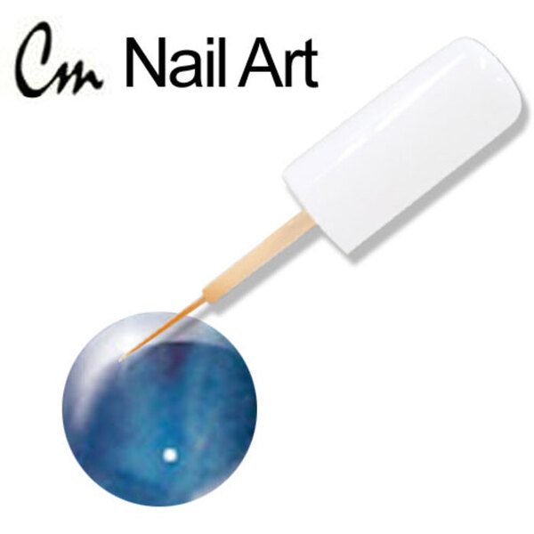 CM Nail Art - Ocean Blue 0.33 oz. (NA28)