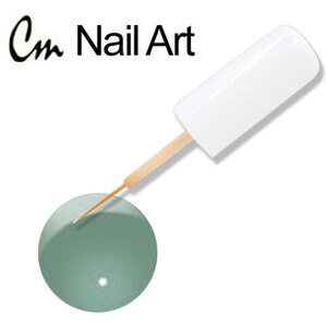 CM Nail Art - Ashy Green 0.33 oz. (NA35)