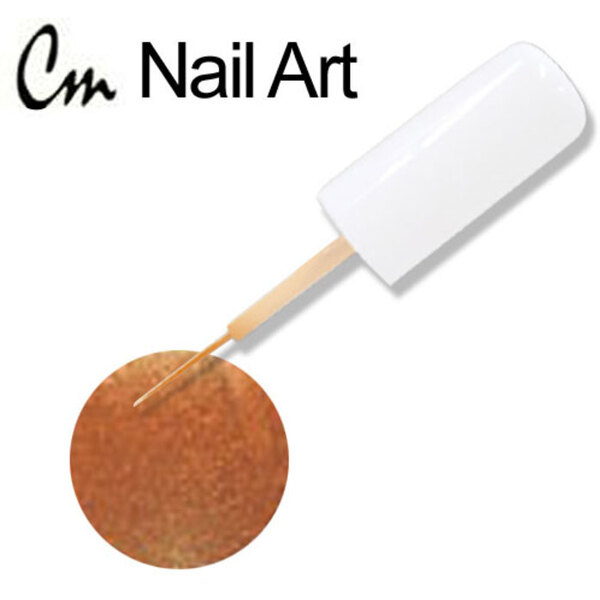 CM Nail Art - Metallic - Iron I Lovely 0.33 oz. (NAM04)