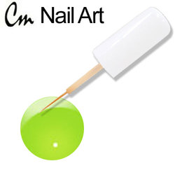 CM Nail Art - Electric Colors - Electric Green 0.33 oz. (NAS01)