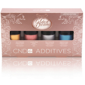 CND Additives Holiday Gilded Dreams Collection (0639370905877)
