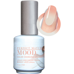 Mood Color Changing Soak Off Gel Polish - Magic Lace (MPMG27)