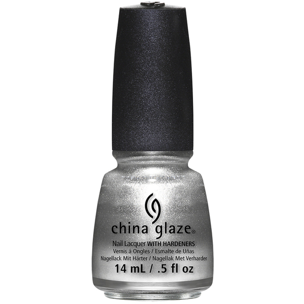 China Glaze Lacquer - Twinkle Collection - I'D MELT FOR YOU 0.5 oz. (CG1341-TWINKLE)