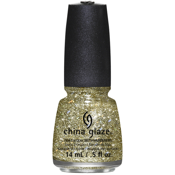 China Glaze Lacquer - Twinkle Collection - DE-LIGHT 0.5 oz. (CG1348-TWINKLE)
