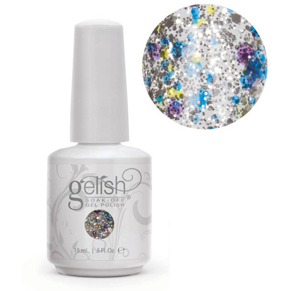 Gelish Soak Off Gel Polish - Haute Holiday 2014 Collection - You Sleish or Mine? 0.5 oz #01483 (01483)