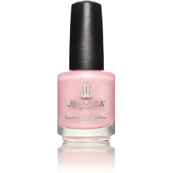 Jessica Custom Nail Colour Polish - Rose Mauve - Frost Finish 0.5 oz. (411)