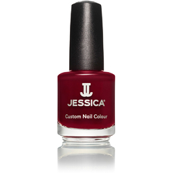 Jessica Custom Nail Colour Polish - Midnight Merlot - Cream Finish 0.5 oz. (441)