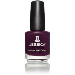 Jessica Custom Nail Colour Polish - Midnight Affair - Cream Finish 0.5 oz. (460)