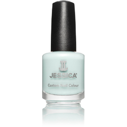 Jessica Custom Nail Colour Polish - Bikini Blue - Cream Finish 0.5 oz. (522)