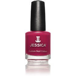 Jessica Custom Nail Colour Polish - Gorgeous Garter Belt - Cream Finish 0.5 oz. (636)