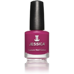 Jessica Custom Nail Colour Polish - Feather Boa - Cream Finish 0.5 oz. (640)