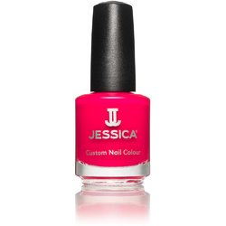 Jessica Custom Nail Colour Polish - Hi Res Raspberry - Cream Finish 0.5 oz. (655)