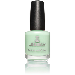 Jessica Custom Nail Colour Polish - Viva La Lime Lights - Cream Finish 0.5 oz. (657)