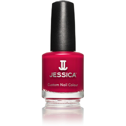 Jessica Custom Nail Colour Polish - Crimson Reflections - Cream Finish 0.5 oz. (665)