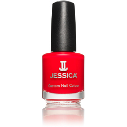 Jessica Custom Nail Colour Polish - Scarlet - Cream Finish 0.5 oz. (667)