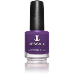 Jessica Custom Nail Colour Polish - Pretty in Purple - Cream Finish 0.5 oz. (678)