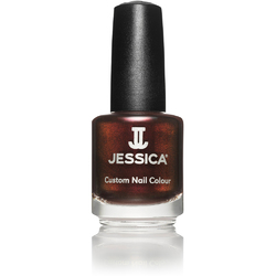 Jessica Custom Nail Colour Polish - Notorious - Frost Finish 0.5 oz. (708)