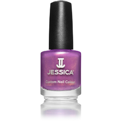 Jessica Custom Nail Colour Polish - Witchy Wisteria - Shimmer Finish 0.5 oz. (718)