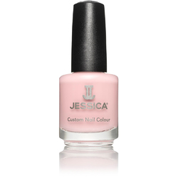 Jessica Custom Nail Colour Polish - Strawberry Shake It - Cream Finish 0.5 oz. (728)