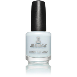 Jessica Custom Nail Colour Polish - Barely Blueberry - Cream Finish 0.5 oz. (729)