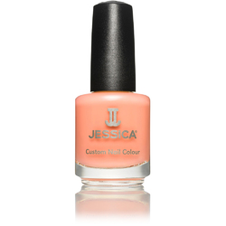 Jessica Custom Nail Colour Polish - Tangerine Dreamz - Cream Finish 0.5 oz. (732)