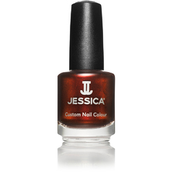 Jessica Custom Nail Colour Polish - Cinnamon Kiss 0.5 oz. (734)