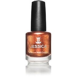 Jessica Custom Nail Colour Polish - Pumpkin Delight 0.5 oz. (735)