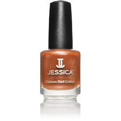 Jessica Custom Nail Colour Polish - Brown Sugar 0.5 oz. (739)