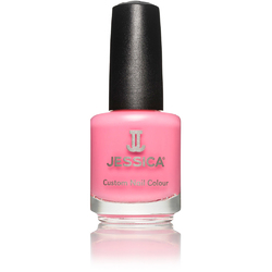 Jessica Custom Nail Colour Polish - Pink Shockwaves 0.5 oz. (790)