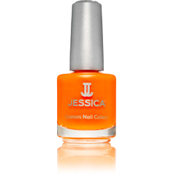 Jessica Custom Nail Colour Polish - Orange Zest - Cream Finish 0.5 oz. (094)
