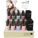 CND Vinylux Polish - Spring 2015 Flora & Fauna Collection - Large POP Display 20 Bottles (639370907864)