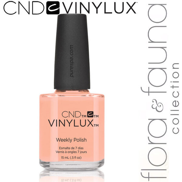 CND Vinylux Polish - Spring 2015 Flora & Fauna Collection - Dandelion 0.5 oz. - 7 Day Air Dry Nail Polish (639370907673 - #180)