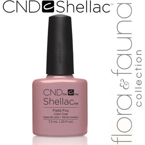 CND SHELLAC UV Color Coat - Spring 2015 Flora & Fauna Collection - Field Fox 0.25 oz. - The 14 Day Manicure is Here! (639370907826 - 90782)