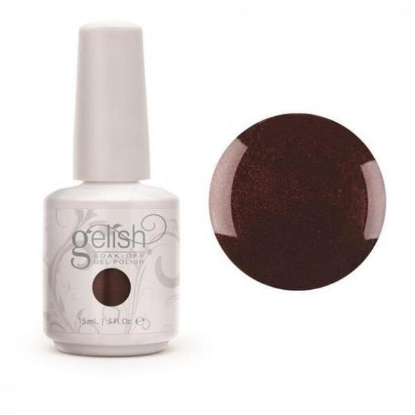 Gelish Soak Off Gel Polish - The Big Chill Collection - I'm Snow Angel 0.5 oz. (#01882)