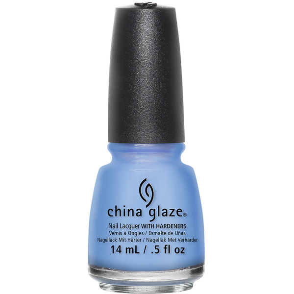 China Glaze Lacquer - BOHO BLUES - Part of the Spring 2015 Road Trip Collection 0.5 oz. (CG82382)