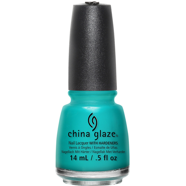 China Glaze Lacquer - MY WAY OR THE HIGHWAY - Part of the Spring 2015 Road Trip Collection 0.5 oz. (CG82380)