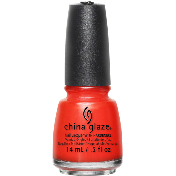 China Glaze Lacquer - POP THE TRUNK - Part of the Spring 2015 Road Trip Collection 0.5 oz. (CG82389)