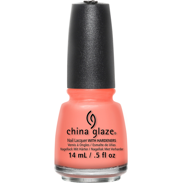 China Glaze Lacquer - MORE TO EXPLORE - Part of the Spring 2015 Road Trip Collection 0.5 oz. (CG82386)