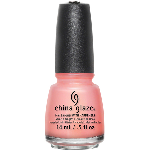 China Glaze Lacquer - PACK LIGHTLY - Part of the Spring 2015 Road Trip Collection 0.5 oz. (CG82385)