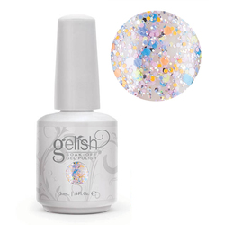 Gelish Soak Off Gel Polish - Trends Collection - Candy Coated Sprinkless 0.5 oz. (#01626)