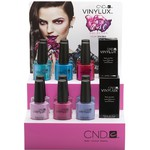 CND Vinylux Polish - 2015 Garden Muse Collection - 14 Piece Display - 7 Day Air Dry Nail Polish (7219736000)