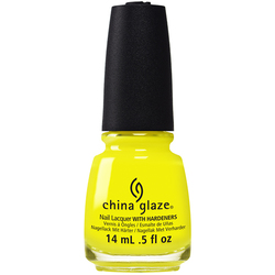 China Glaze Lacquer - Electric Nights Collection - DAISY KNOW MY NAME? 0.5 oz. (82605)