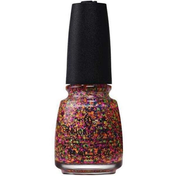 China Glaze Lacquer - Electric Nights Collection - POINT ME TO THE PARTY 0.5 oz. (82609)