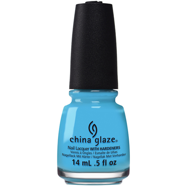 China Glaze Lacquer - Electric Nights Collection - UV MEANT TO BE 0.5 oz. (82607)
