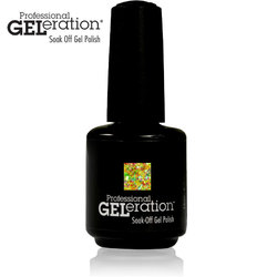 Jessica Geleration - Kaleidoscope (Glitter) 0.5 oz. - 15 mL. (GEL-965)