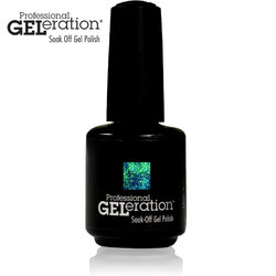 Jessica Geleration - Pacific Paradise (Glitter) 0.5 oz. - 15 mL. (GEL-971)